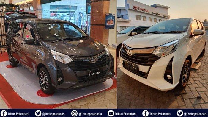 Promo Beli Mobil Toyota Calya Pekan Ini untuk Area Riau, DP Rendah hingga Cicilan Ringan. Foto : Toyota New Calya