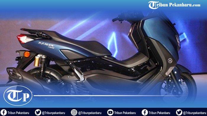 DISKON HARI INI Beli Sepeda Motor di Pekanbaru, DP dan Cicilan Ringan Beli All New Yamaha NMax 155
