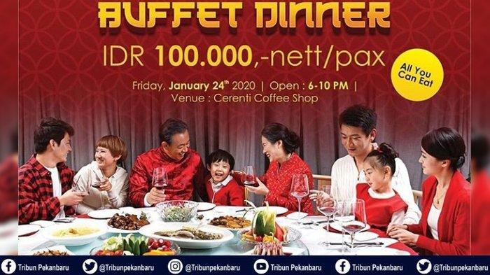 Diskon Hari Ini Makan Di Hotel Buffet Dinner Rp 100 Ribu All You Can Eat Di Grand Zuri Pekanbaru Tribun Pekanbaru