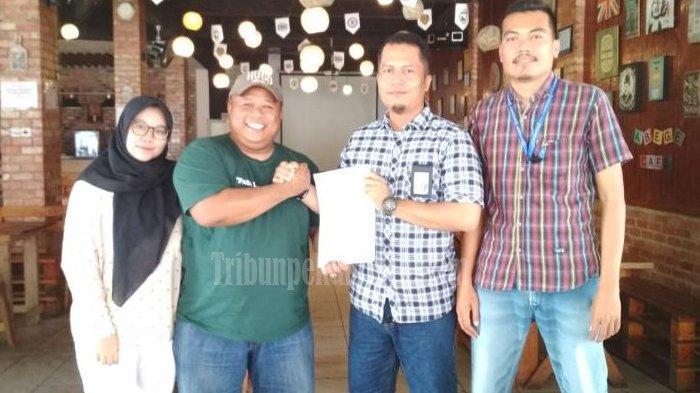 DISKON Setahun Layanan Service AC hanya Rp 40 Ribu di CV Riau Jaya Khusus Member Tribun Family Card