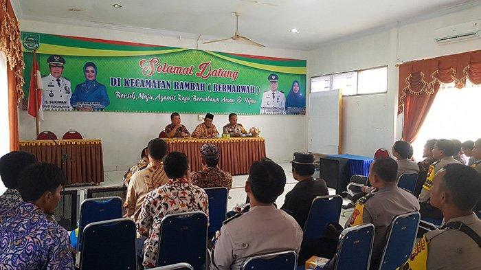 RPH 10 Tahun Tak Beroperasi, Disnakbun Rohul Riau Bentuk Tim Gabungan Lintas Instansi