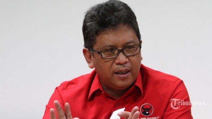 Sekjen PDIP Hasto Kristiyanto Benarkan Telah Menandatangani Surat DPP untuk KPU