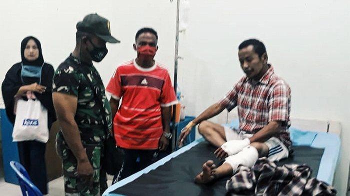 Lagi, Pria di Riau Diterkam Buaya,Selamat Dapat 30 Jahitan,Awalnya Gerah Lalu Tergoda Lakukan Ini