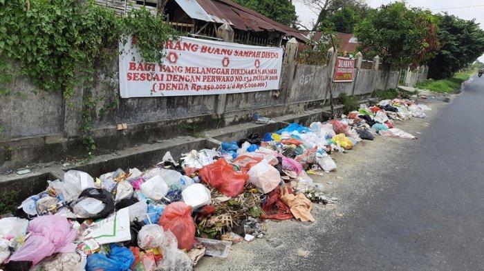 DLHK Pekanbaru Bisa Kordinasi dengan Satpol PP Tindak Pembuang Sampah Sembarangan, Ini Minimal Denda