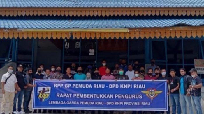 Dodi Mandala Pimpin Lembaga Garda Pemuda Riau