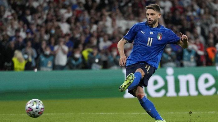 Lini Tengah AC Milan Musim Depan Semakin Mantap dengan Bintang Timnas Italia di Euro 2020 Ini
