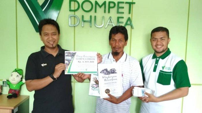 Proses Pemulihan Gempa Lombok Masih Panjang, DD Riau Masih Buka Donasi