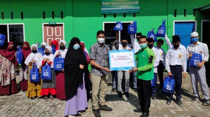 Dompet Dhuafa Volunteer Riau Gelar Upacara HUT RI Bersama Anak Panti Asuhan