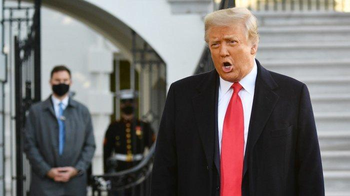 Donald Trump Sebut 3 Tahun Lagi Amerika Serikat akan Hilang, Apa Maksudnya?