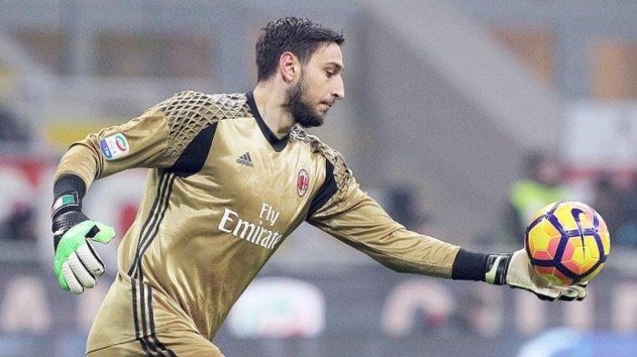 The Blues Chelsea Incar Kiper AC Milan Donnarumma dengan Opsi Bebas Transfer
