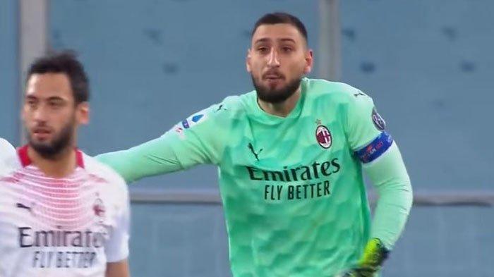 Liga Italia : AC Milan Cemas dengan Kepastian Gianluigi Donnarumma di San Siro Gara-gara Ini