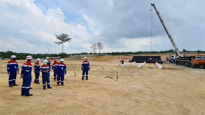Dorong Efisiensi PSN & Holding Migas, PGN Komit Selesaikan Proyek Pipa Minyak Rokan Sepanjang 367 Km