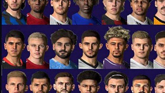 Download Facepack Terbaru untuk Game PES 2017, Pembaharuan 500 Wajah Pemain di Liga Eropa