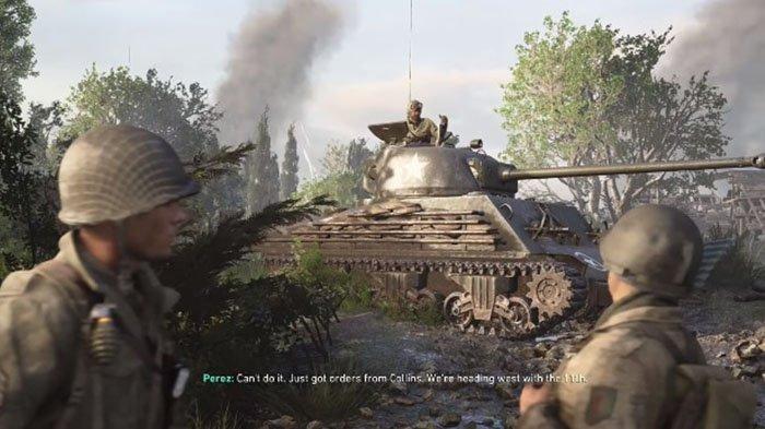 Link Download Game Call of Duty WW 2 untuk PC, Dilengkapi dengan Gameplay Cara Menyelesaikan Misi