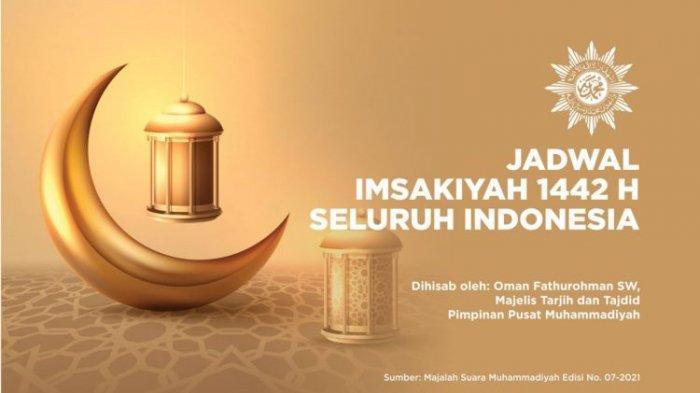 LINK Download Imsakiyah Kota Pekanbaru 2021 dan Jadwal Imsakiyah 1442 H Se-Indonesia