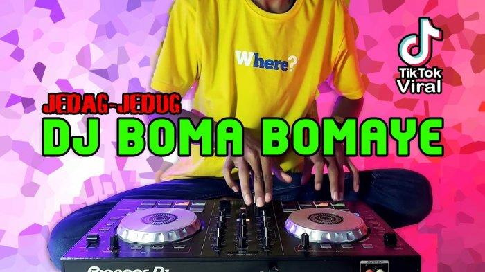 Download Lagu DJ Boma Bomaye Tarik Sis Semongko Remix Full Bass, Lagu TikTok Viral Terbaru 2021