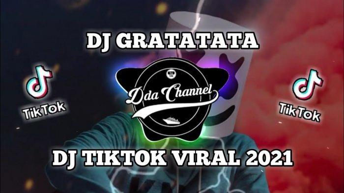 Download DJ Ratatata MP3, Lagu Remix DJ Gratatata Lagu DJ Tiktok Viral
