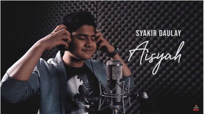 MP3 Aisyah Istri Rasulullah, COVER Syakir  Daulay : DOWNLOAD Lagu Religi Aisyah