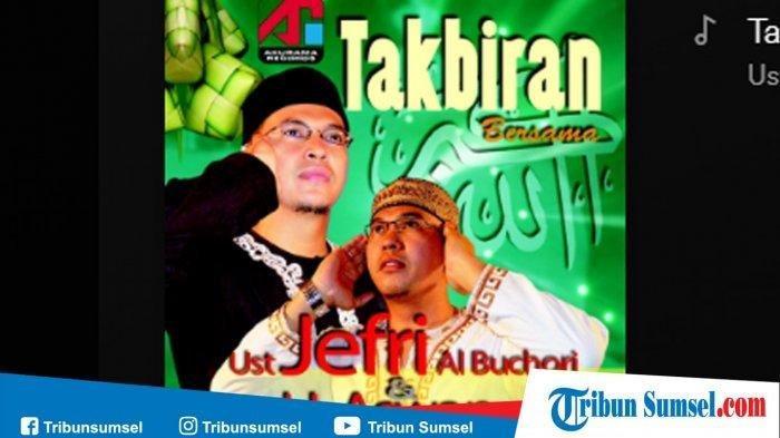 MP3 GEMA Takbir: Download Takbiran Merdu Ustadz Jefri, UAS dan Muzammil