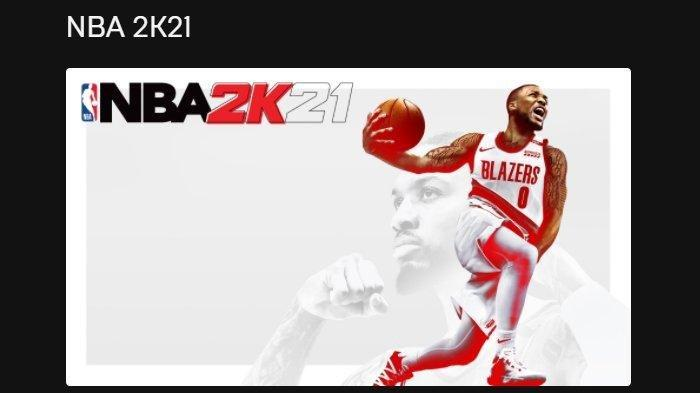 Buruan Download, Game NBA 2K21 Gratis di Epic Games Sampai 27 Juni 2021, Ini Caranya