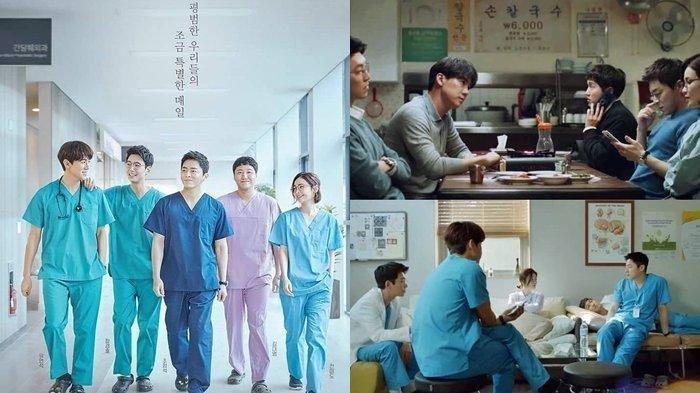 Download Drama Korea Hospital Playlist, Nonton Streaming Drakor Jung Kyung Ho