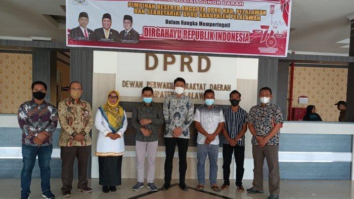 DPRD Pelalawan Apresiasi Program CSR dan Tenaga Kerja EMP Bentu Ltd