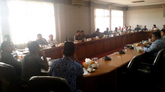 DPRD Serahkan Polemik PT Safari Riau dengan Warga ke Pemda Pelalawan