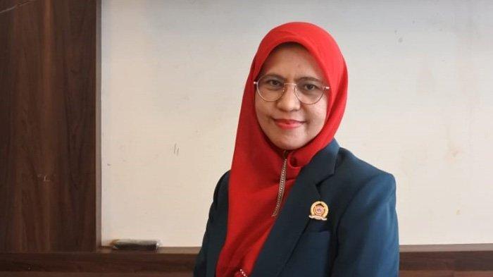 dr Amelia Nasrin, salah seorang tenaga kesehatan di wilayah Kuansing Riau