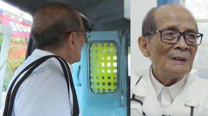 Viral, Dokter di Jakarta Ini Rela Dibayar Rp 10 Ribu, Kemana-mana Cuma Naik Mikrolet