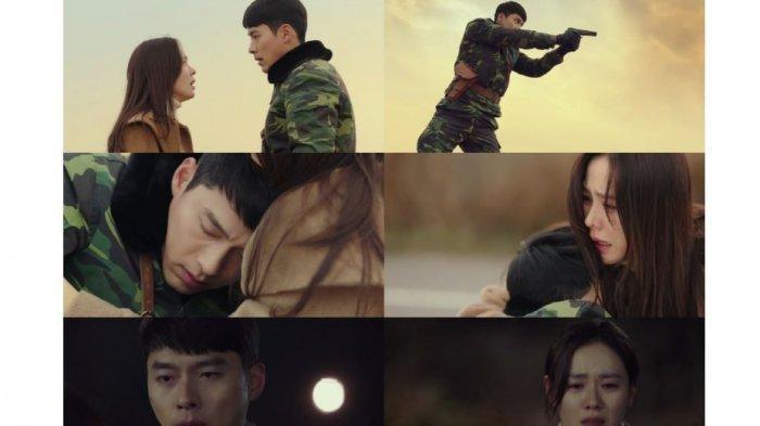Akan Berakhir, Ini Episode 15 dan 16 Drama Korea Crash Landing On You Sub Indo