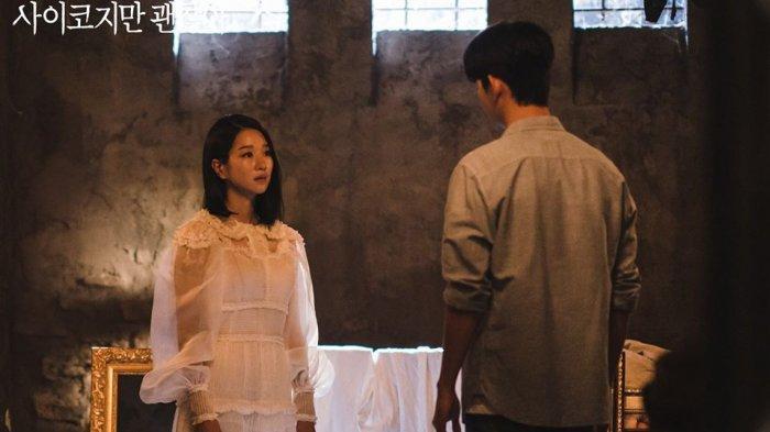 Preview Episode 14 Drama Korea It's Okay to Not Be Okay, Perawat Park Ibu Moon Young?