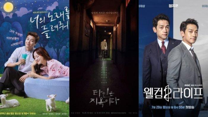 Daftar 7 Drama Korea Terbaru Tayang Agustus 2019, Kamu Suka Drakor yang Mana?