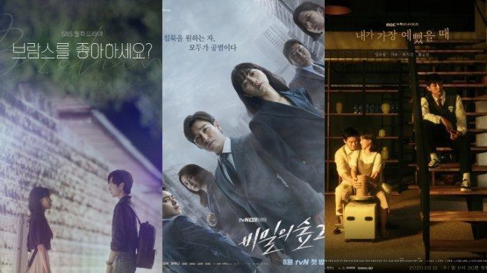 Drama Korea Terbaru Tayang Agustus 2020, Ada Drakor Secret Man, Alice hinggaForest of Secrets 2