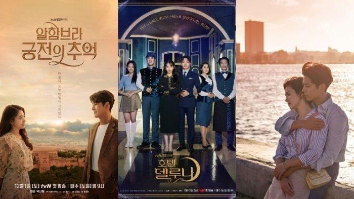 Daftar Drama Korea tvN Terbaik 2019 Rating Tinggi, Drakor Hotel Del Luna Hingga Memories of Alhambra