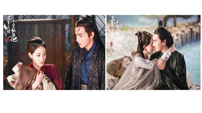 Tak Kalah dari Drama Korea, Inilah 5 Momen Romantis Drama China, The Eternal Love