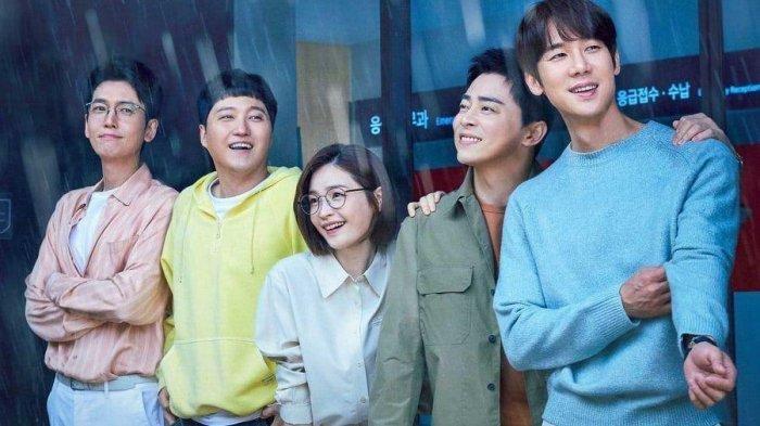 Nonton Drama Korea Hospital Playlist 2 Episode 11 Sub Indo, Menuju Episode Terakhir