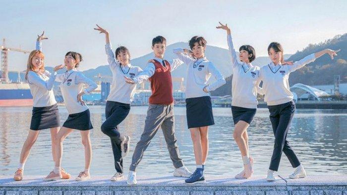 Drama Korea Just Dance Tayang 3 Desember 2018, Kisah Remaja SMA yang Ikut Klub Dansa