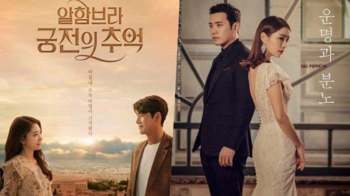 Tayang Episode 1, Drama Korea Memories of Alhambra dan Fates and Furies Bersaing Rating