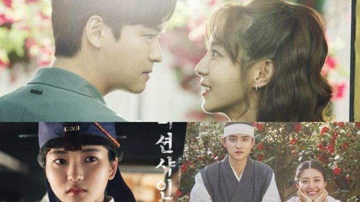 20 Drama Korea Populer di Bulan Oktober 2018, Wajib Tonton, Banyak yang Masih Ongoing!