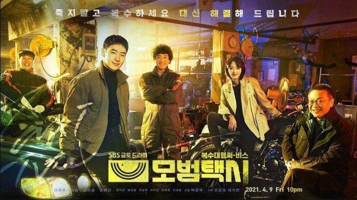 Download Drama Korea Taxi Driver Sub Indo, Episode Terbaru 27-28 Tayang Malam Ini
