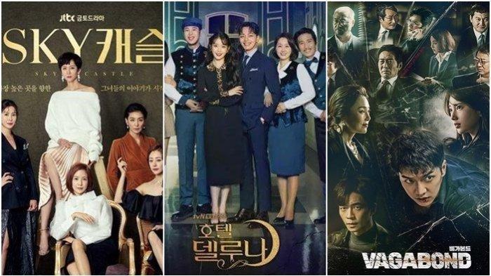 Daftar Drama Korea Terbaik Tahun 2019, Drakor SKY Castle hingga Extraordinary You