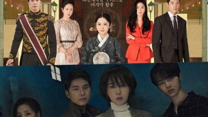Drama Korea The Last Empress dan Children of Nobody Bersaing Rating, Kamu Pilih Mana?