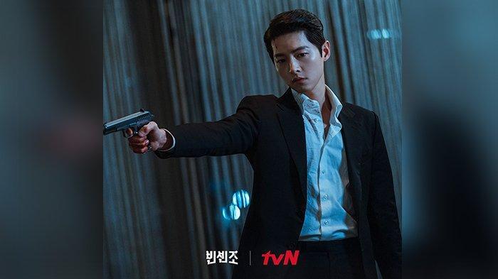 Drama korea Vincenzo tayang setiap Sabtu dan Minggu
