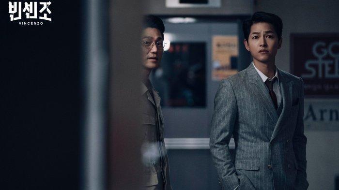 Episode 1 Drakor Vincenzo Tayang 20 Februari 2021, Sinopsis Drama Korea Terbaru Song Joong Ki