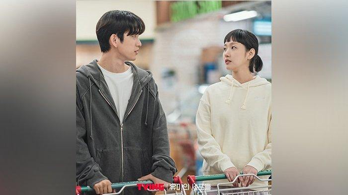 Nonton Drama Korea Yumi's Cell Sub Indo Episode 8, Jinyoung GOT7 'Yoo Ba Bi' Muncul di Depan Yumi