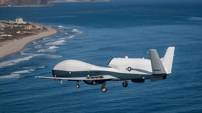 Awasi Aktivitas China, Australia Kirim Drone MQ-4C Triton ke Pasifik, Ini Kecanggihannya