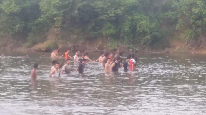 Dua Bocah Terseret Arus Sungai Subayang Riau, Satu Meninggal Dunia
