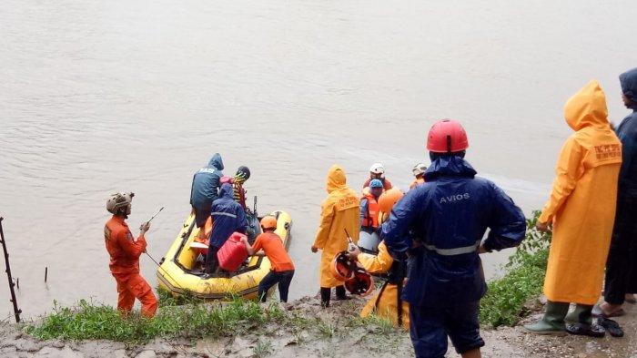 Dua Korban Hanyut Banjir di Pangkalan Masih Dicari, Tim Gabungan Telusuri Batang Maek 5 Kilometer