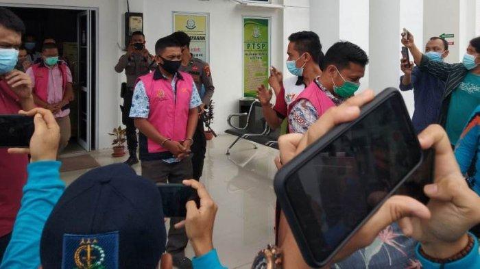Kabid Sapras dan Rekanan Dituntut 2 Tahun Penjara, Dugaan Korupsi Alat Peraga Disdikpora Kuansing