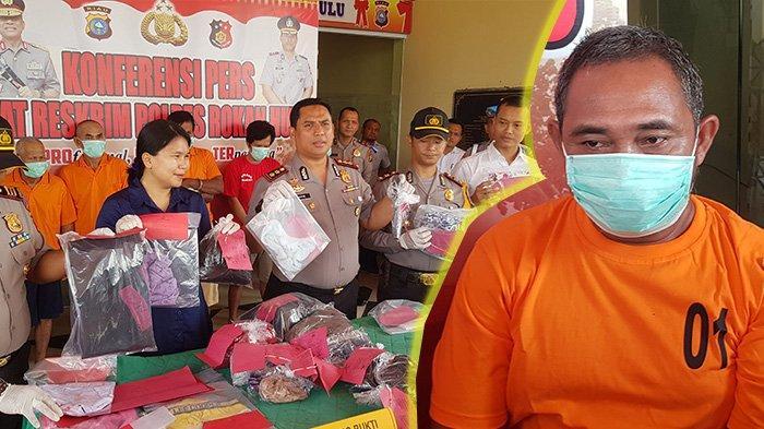 Dukun Cabul di Riau Gauli Ibu dan Anaknya yang Masih Kecil, Modus Bisa Lipatgandakan Uang